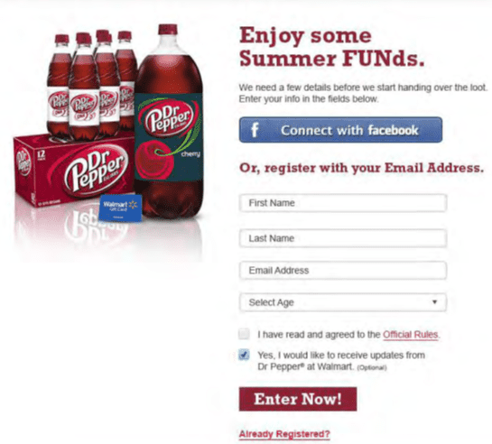 How Win at Online Contests PLUS Win Up to $2500 in the Dr Pepper® #SummerFUNd Event