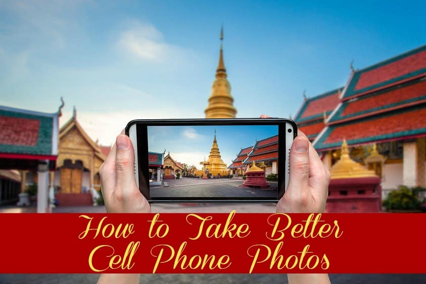 How to Take Better Cell Phone Photos - #BetterMoments (ad)