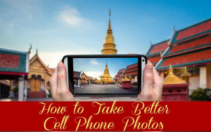 How to Take Better Cell Phone Photos – #BetterMoments (ad)