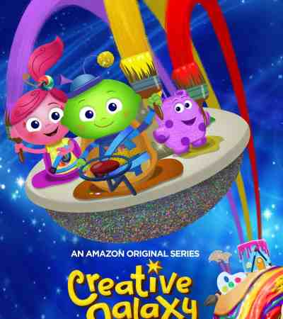 Creative Galaxy Season 2 is now on Amazon Prime