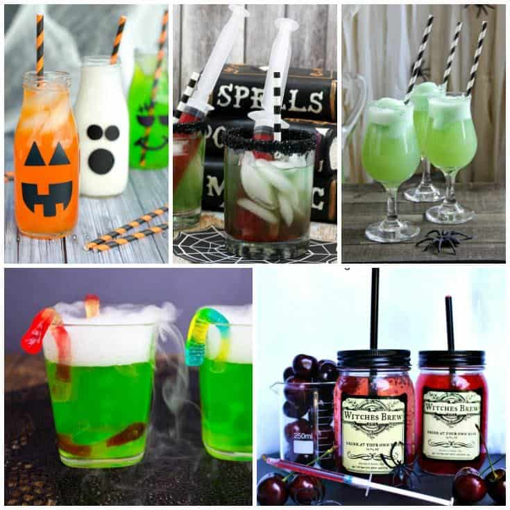 Halloween Drinks That Are Sure to Be a Hit