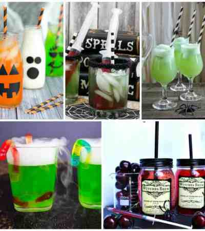 Planning a Halloween party and looking for the perfect Halloween drinks ideas that are sure to be a hit? We've rounded up some of our favorite kid friendly Halloween drink ideas that you won't want to miss.
