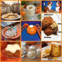 Inspire Us Tuesday - Pumpkin Flavored Everything