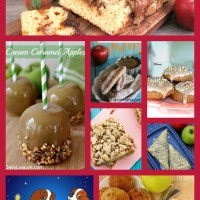 Inspire Us Tuesdays - Apple Treats for Everyone