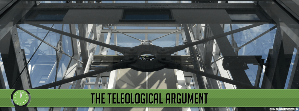 God Exists: The Teleological Argument