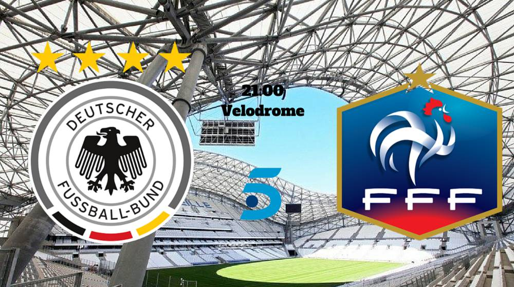 Germany v France