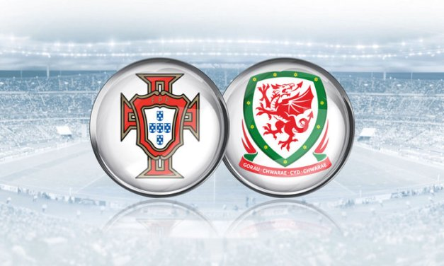 Portugal v Wales