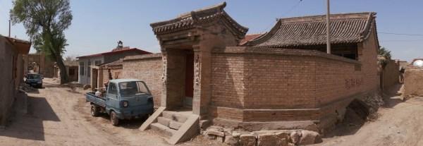 guan gong miao outside