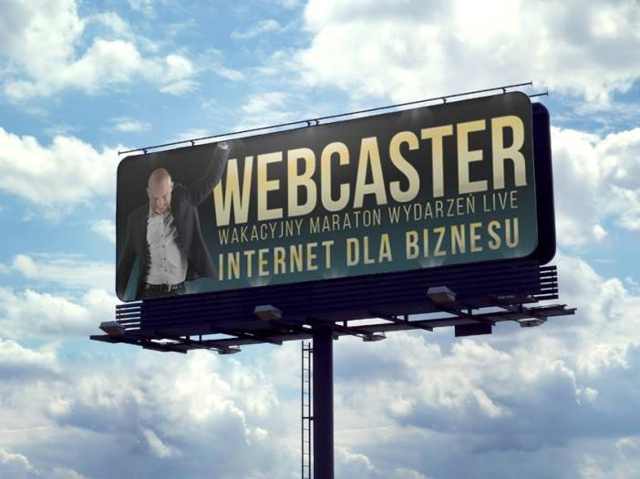 WEBCASTER
