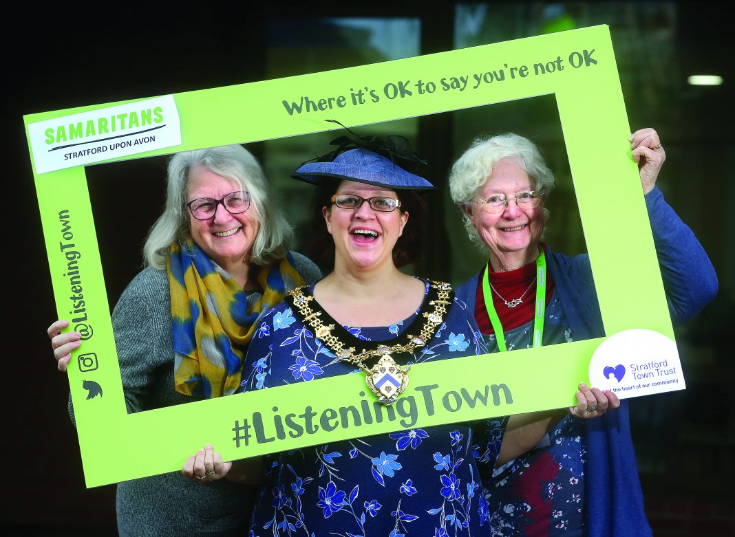 Launch of @ListeningTown Campaign 22 February 2018
