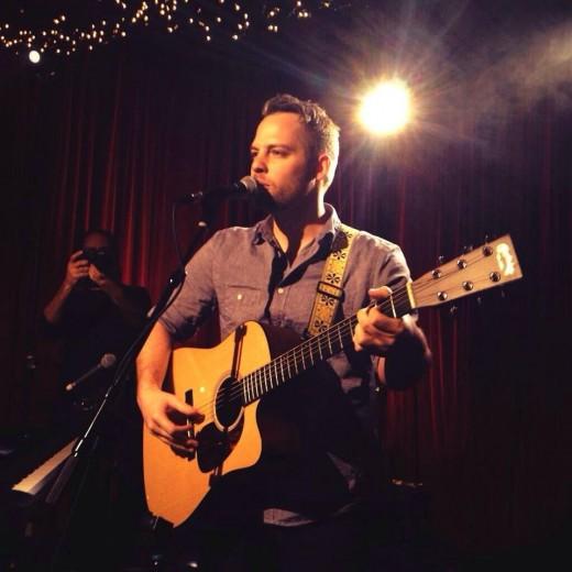 Tyler Stenson Guitar Center Top 10 Songwriter