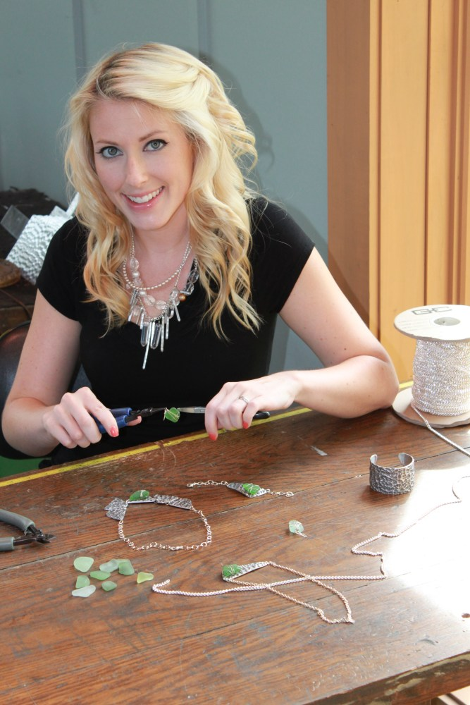 Tyler Alumna Creates Jewelry For Wendell August