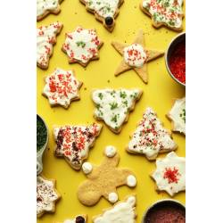 Small Crop Of Gluten Free Christmas Cookies