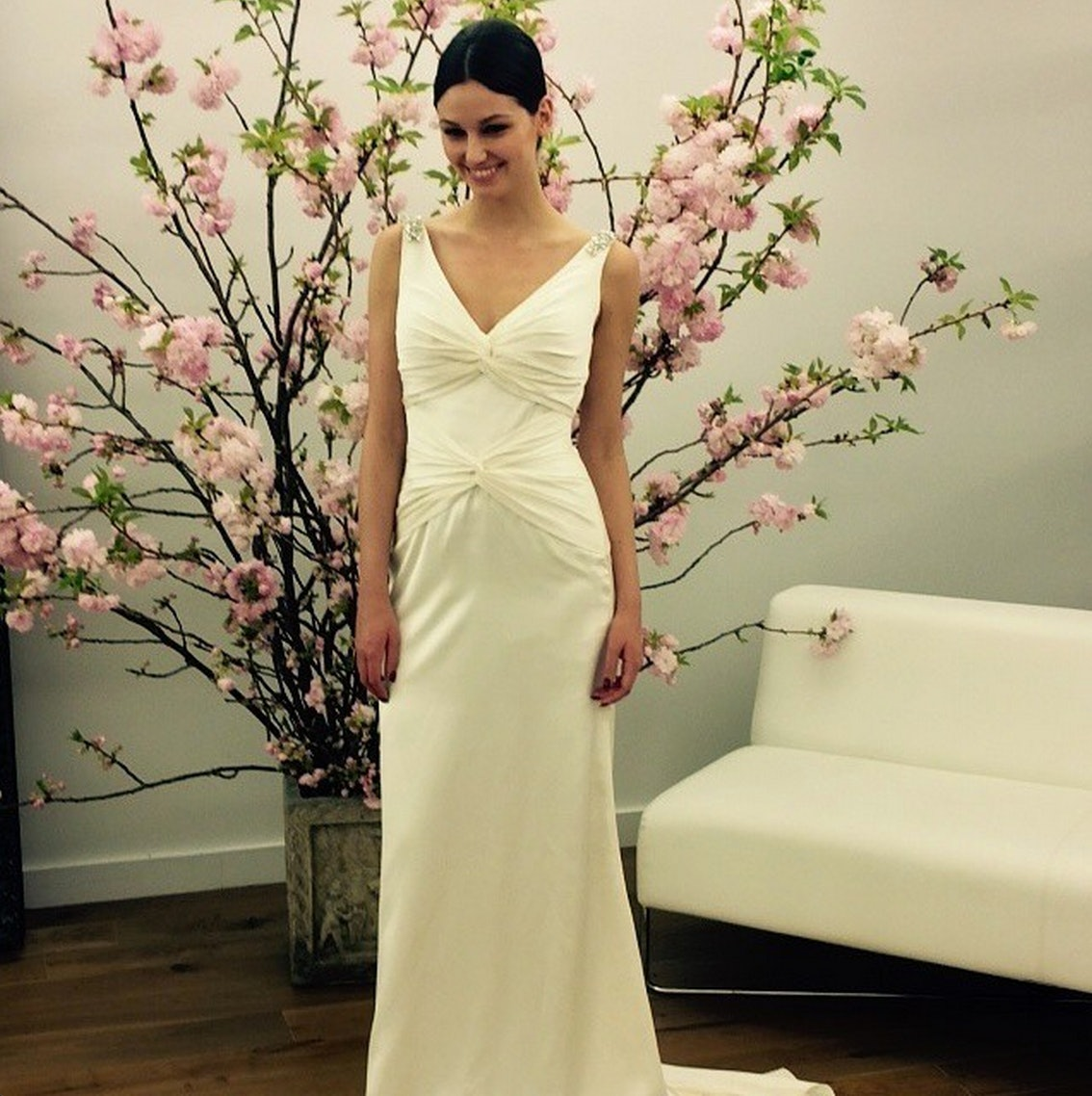 truly zac posen spring collection for davids bridal includes everything from black wedding gowns to zac posen wedding dresses Truly Zac Posen Spring Collection For David s Bridal Includes Everything From Black Wedding Gowns To Traditional Silhouettes