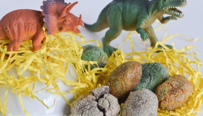 Dinosaur Eggs – Dough Recipe