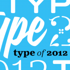 fonts-of-the-year-2012