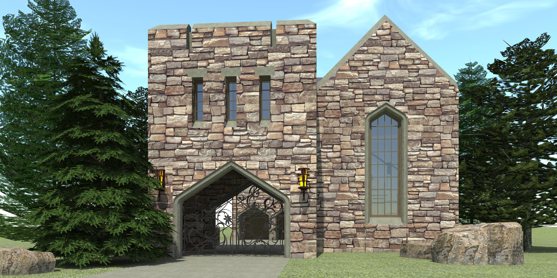 Fullsize Of Castle House Plans