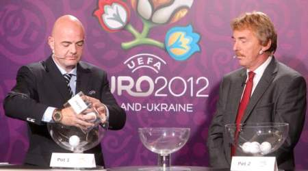 Euro 2012 qualifying draw (Getty Images)