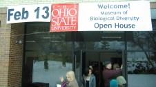 Door banner. 2010