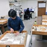 Jan Nishimura at work