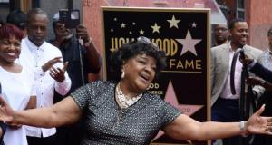 Gospel-singer-Shirley-Caesar-receives-star-on-Hollywood-Walk-of-Fame