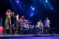 Tye Tribbett Records Pt. 2 Of Bloody Win Session On Saturday, July 16th In Philadelphia At The Fillmore