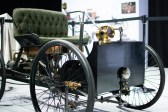 Shell's Public Displays - Ford's Quadricycle.