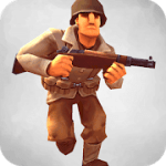 Mighty Army: World War 2 v 1.0.6 Hack MOD APK (Money)