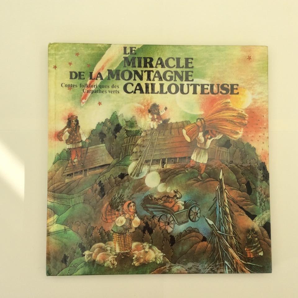 Le miracle de la montagne caillouteuse