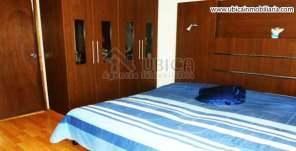 Dormitorio principal. Departamento en venta en Cerro Colorado