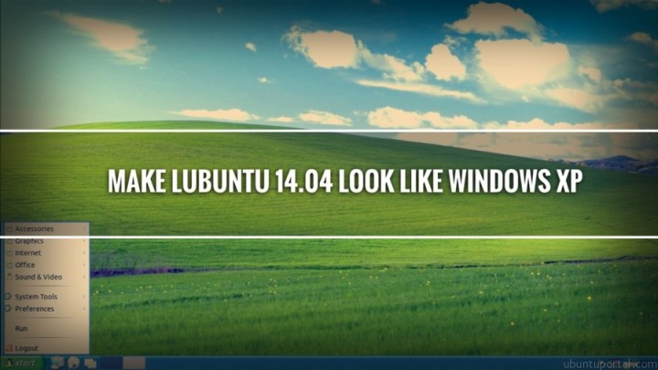 How to Make Lubuntu 14.04 Look Like Windows XP