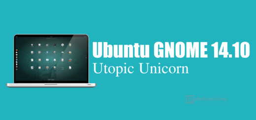 Ubuntu GNOME 14.10 Utopic Unicorn