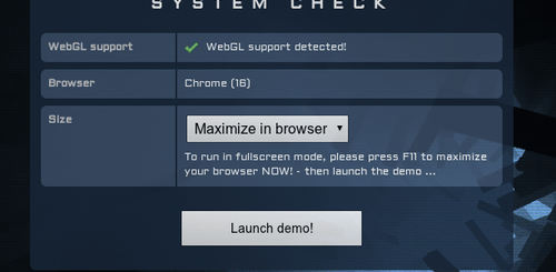 How to Enable WebGL Google Chrome Browser on Ubuntu 11.10