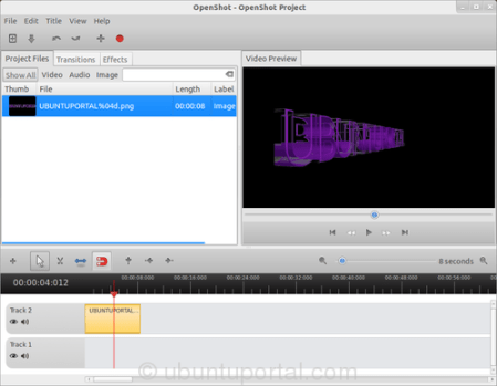 OpenShot - New features of Openshot Video Editor 1.4.1