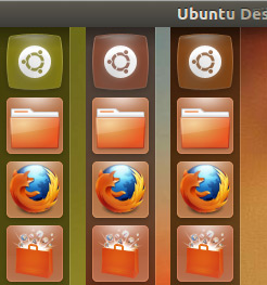 ubuntu dash button