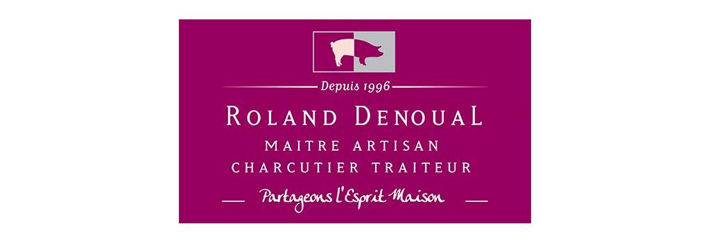 Visuel Partenaire - Logo Roland Denoual