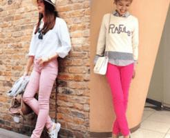 pinkpantsladys