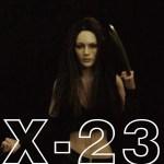 X-MENのなんちゃって「X-23」 1/6カスタムのご紹介