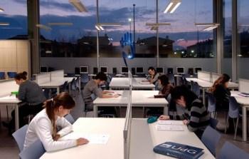 Més de la meitat dels estudiants del Grau de Fisioteràpia del centre EUSES-UdG provenen de França.