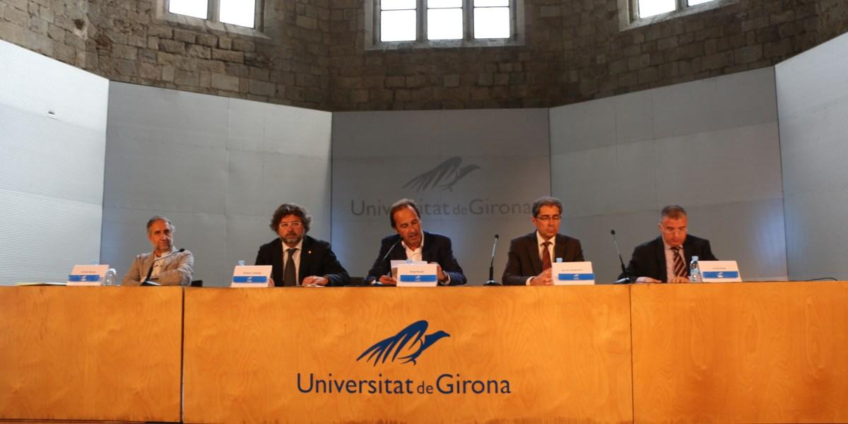Xavier Besalú, Antoni Castellà, Sergi Bonet, Ricard Meléndez i Jordi Ferrer
