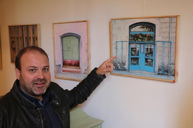 David Gironella (foto Fina Molas)