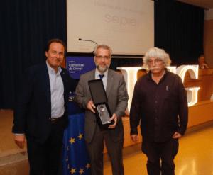 "atorgament premi Erasmus Mercuri al millor centre ""outgoping"" a la Facultat de Turisme"