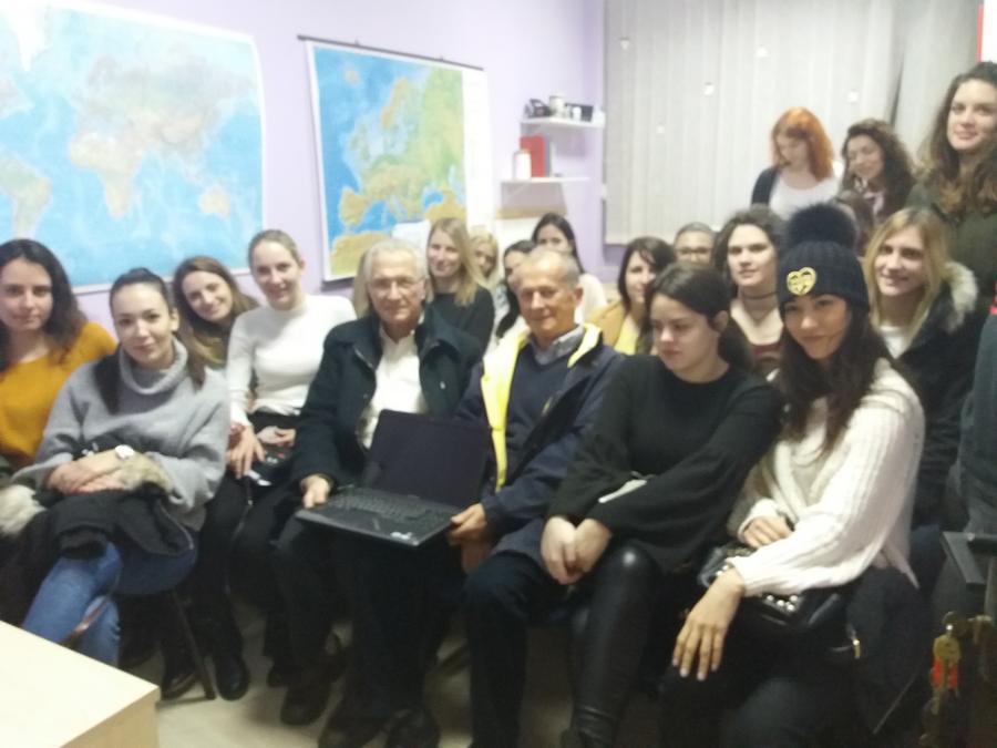 3. predavanje  iz ciklusa predavanja  za studente Filozofskog fakulteta u Splitu
