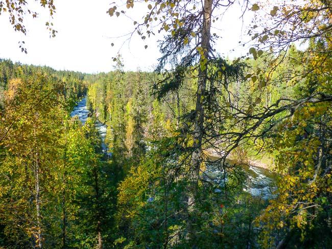 Ein Ausblick, den du bei der Wanderung der (kleinen) Bärenrunde zu sehen bekommst.
