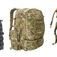Militär-Rucksack: Meine Top-3 Modelle
