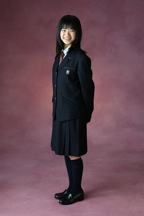 入学/卒業の写真撮影サンプル