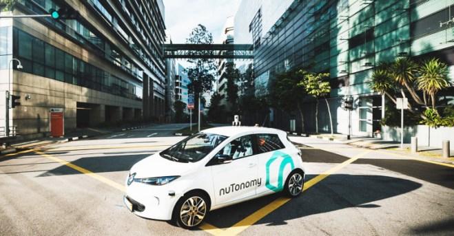 ¿Un taxi sin conductor? Es posible en Singapur