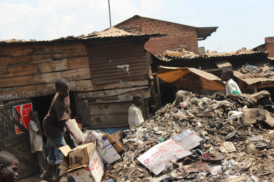 Kisenyi; a case for urban poor in Uganda (1/4)