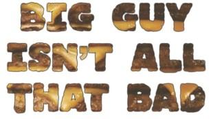 "Spoken Nerd – ""Being a Big Guy isn't all that bad"" feat. Mega Ran and Ceschi"
