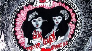 Gentlemen Prefer Brunettes (Michael Nhat, Bizzart, Adam Goes Ham)